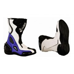 BOTAS MOTO RACING GM 365 AZUL