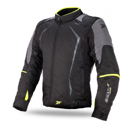 CHAQUETA SD-JR47 INVIERNO RACING AMARILLO