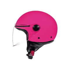 Casco MT STREET SOLID A8 GLOSS PINK