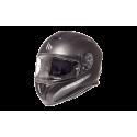 Casco Moto Targo Solid A1 negro mate