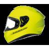 Casco Moto Targo Solid A3 Fluor brillo