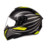 Casco Moto Targo Solid A1 Doppler Fluor mate