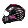 Casco Moto Targo Solid A3 Doppler Rosa