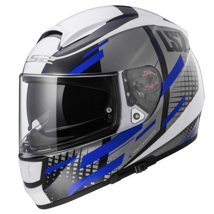 Casco LS2 FF397 VECTOR TINTAN - Blue