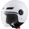 Casco Shiro SH 62 GS- Blanco