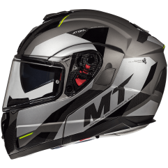 MT - ATOM SV TRANSCEND F5 GLOSS GREY
