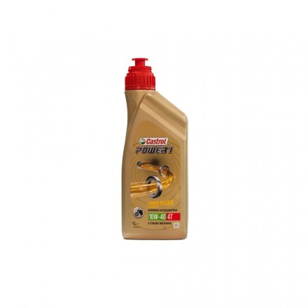 BOTE ACEITE CASTROL POWER1 4T 10-40 1L