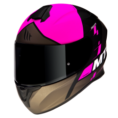 Casco Moto Targo Rigel A8 Rosa