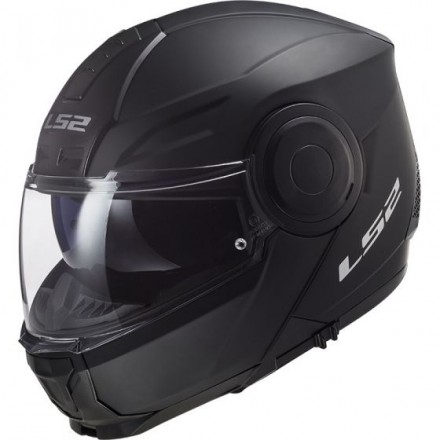 Casco LS2 FF902 SCOPE - SOLID MATT BLACK