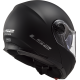 Casco LS2 FF325 STROBE - MATT BLACK
